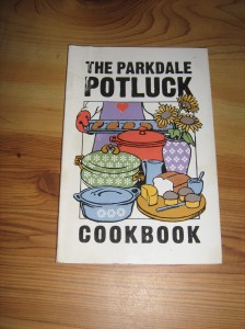 The Parkdale Potluck Cookbook
