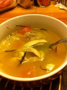 Doro Mereki (Chicken Soup)