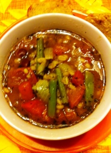Exotic Barley Stew