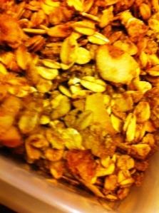 Easy Crunchy Granola
