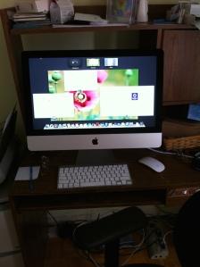 My new iMax computer
