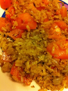 Joan's Brazilian rice