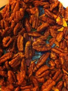 Tamari Toasted Nuts