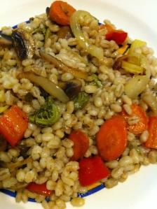 Vegetable Barley