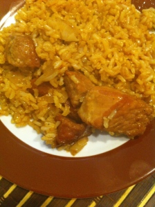 Rice Guiso