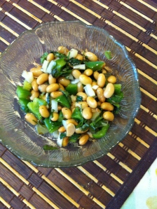 Marinated Soybeans