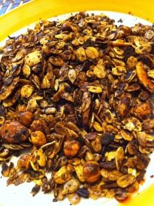 Soybean Granola