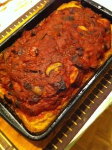 Polenta Pie